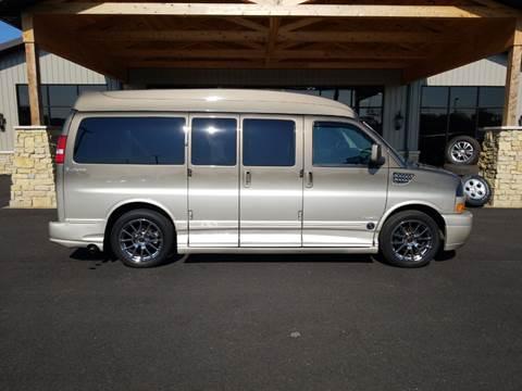 2014 GMC Savana Cargo for sale at Premier Auto Source INC in Terre Haute IN