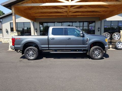 2017 Ford F-250 Super Duty for sale at Premier Auto Source INC in Terre Haute IN