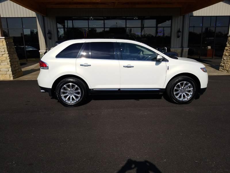 2013 Lincoln MKX for sale at Premier Auto Source INC in Terre Haute IN