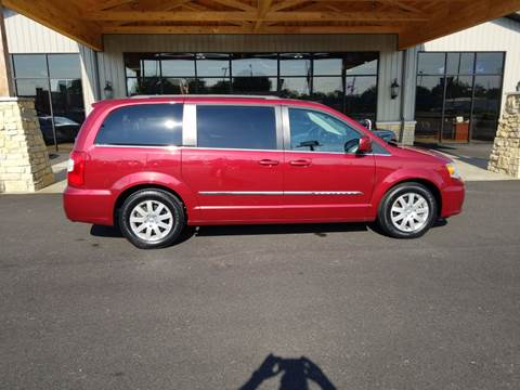 2015 Chrysler Town and Country for sale at Premier Auto Source INC in Terre Haute IN