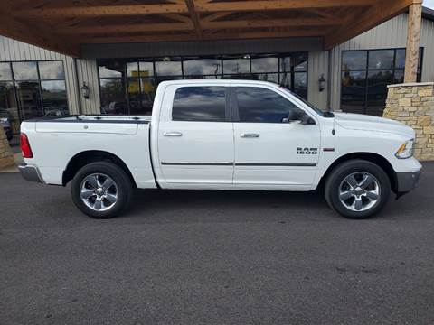 2016 RAM Ram Pickup 1500 for sale at Premier Auto Source INC in Terre Haute IN