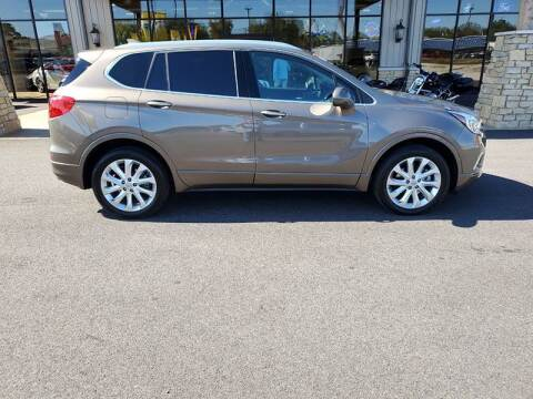 2016 Buick Envision for sale at Premier Auto Source INC in Terre Haute IN