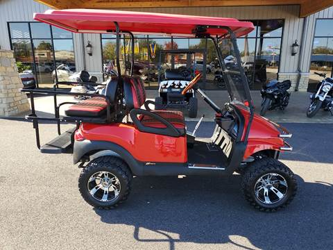 Clubcar Golf Cart for sale at Premier Auto Source INC in Terre Haute IN
