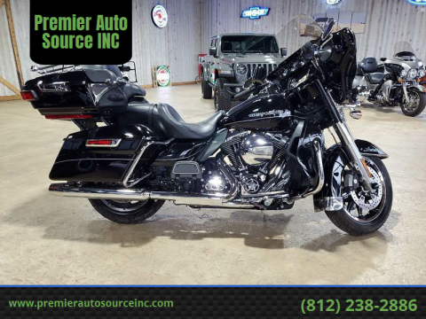 2016 Harley-Davidson FLHTK Limited for sale at Premier Auto Source INC in Terre Haute IN