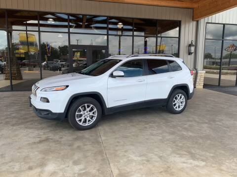 2015 Jeep Cherokee for sale at Premier Auto Source INC in Terre Haute IN