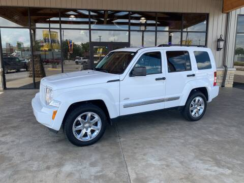 2012 Jeep Liberty for sale at Premier Auto Source INC in Terre Haute IN