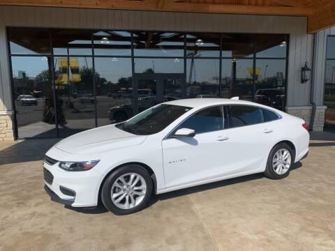 2016 Chevrolet Malibu for sale at Premier Auto Source INC in Terre Haute IN