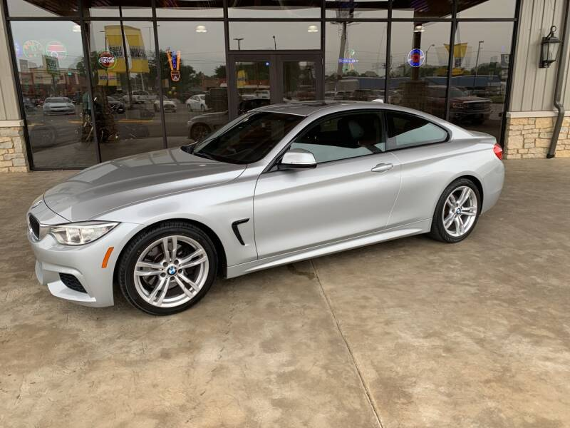 2014 BMW 4 Series for sale at Premier Auto Source INC in Terre Haute IN