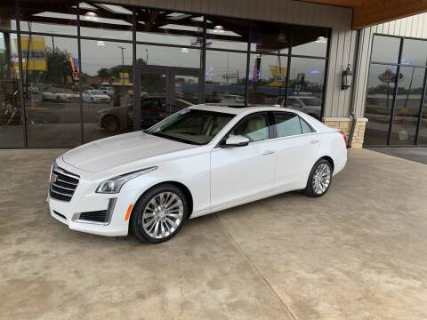 2016 Cadillac CTS for sale at Premier Auto Source INC in Terre Haute IN