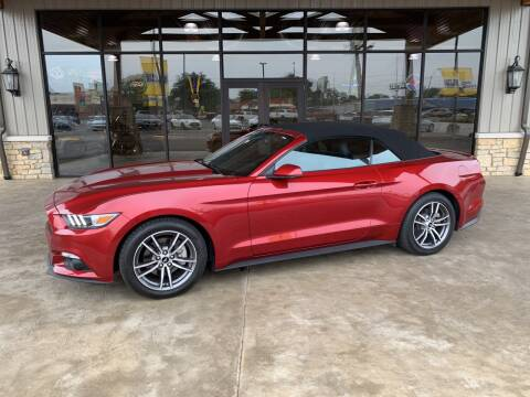 2016 Ford Mustang for sale at Premier Auto Source INC in Terre Haute IN