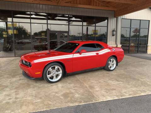 2012 Dodge Challenger for sale at Premier Auto Source INC in Terre Haute IN