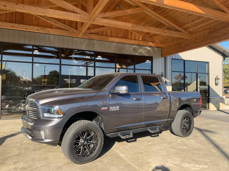 2015 RAM Ram Pickup 1500 for sale at Premier Auto Source INC in Terre Haute IN