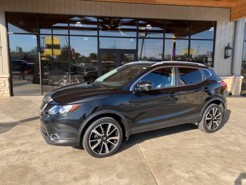 2017 Nissan Rogue Sport for sale at Premier Auto Source INC in Terre Haute IN