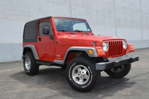 Used 2003 Jeep Wrangler For Sale In Yuma Az Carsforsale Com