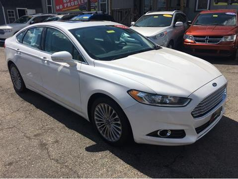 2015 Ford Fusion for sale in Philadelphia, PA