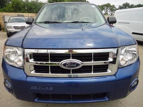 2008 Ford Escape for sale in Detroit, MI