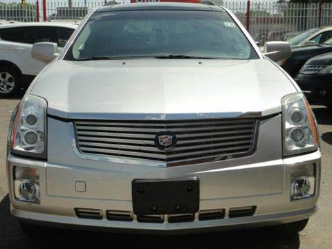 2006 Cadillac SRX for sale in Detroit, MI