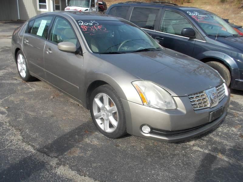 2005 Nissan Maxima 3 5 SE 4dr Sedan In Franklin NJ - Beaver