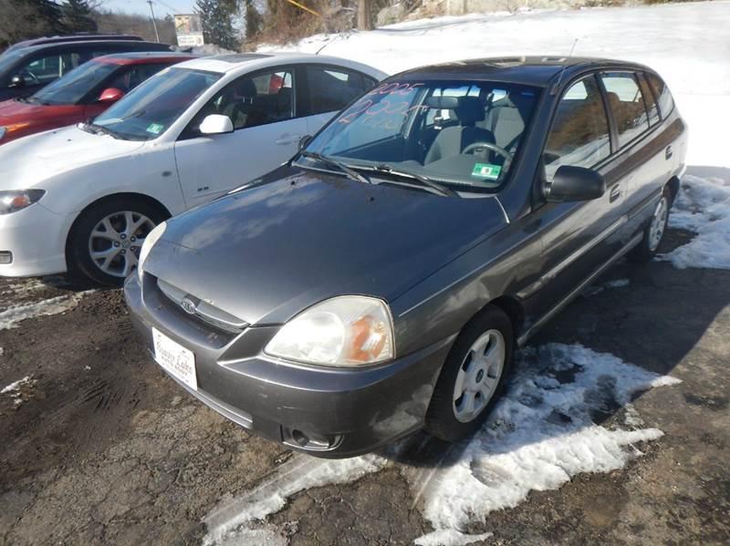 2005 Kia Rio for sale at Beaver Lake Auto in Franklin NJ