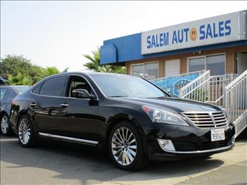 2014 Hyundai Equus for sale in Sacramento, CA