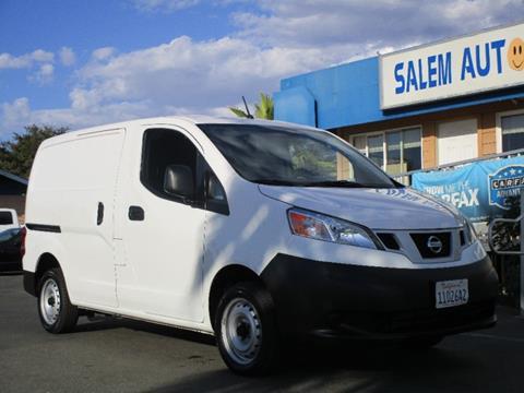 2016 Nissan NV200 for sale in Sacramento, CA