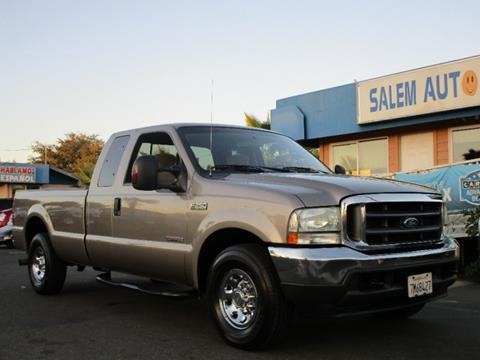 2004 Ford F-250 Super Duty for sale in Sacramento, CA