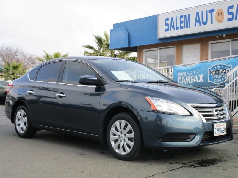 2014 Nissan Sentra Sdn
