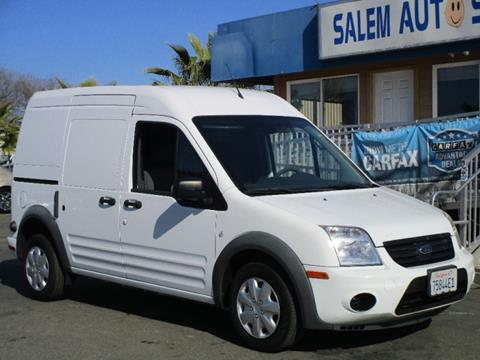 2013 Ford Transit Connect For Sale In Sacramento CA