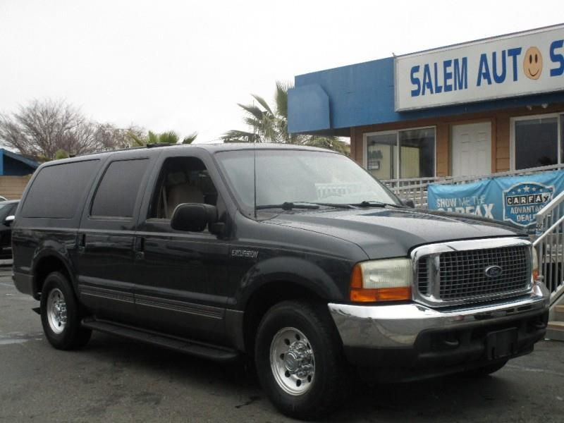 Ford Excursion Xlt Wd Dr Suv Sacramento Ca