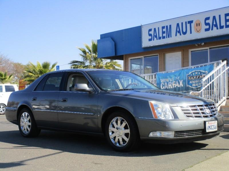 2006 Cadillac Dts Dts Leather In Sacramento Ca Salem Auto Sales