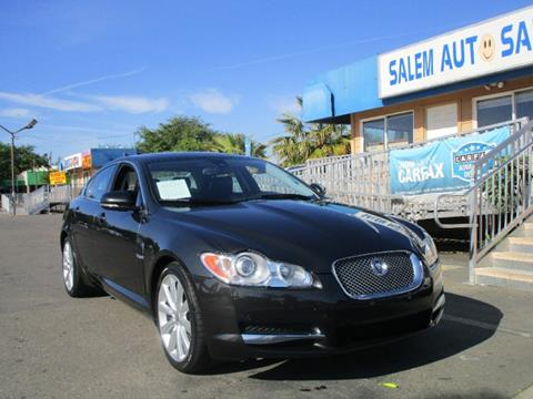 2011 Jaguar XF for sale in Sacramento, CA
