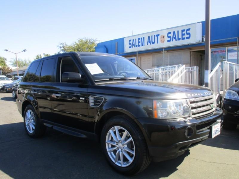 2009 Land Rover Range Rover Sport 4x4 Hse 4dr Suv In Sacramento Ca