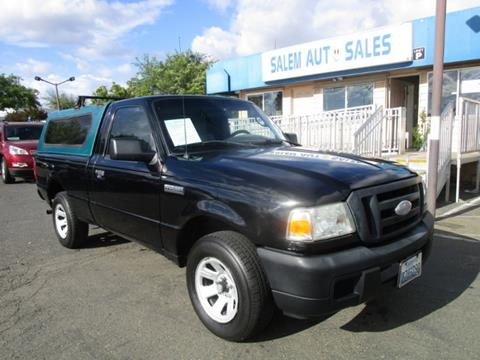2007 Ford Ranger for sale in Sacramento, CA