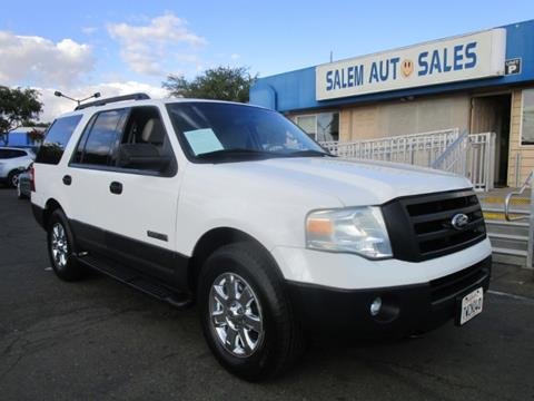 2007 Ford Expedition for sale in Sacramento, CA
