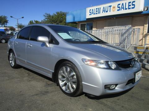 2009 Honda Civic for sale in Sacramento, CA