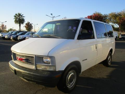 1999 GMC Safari Cargo for sale in Sacramento, CA