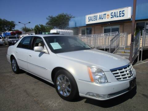 2010 Cadillac DTS for sale at Salem Auto Sales in Sacramento CA