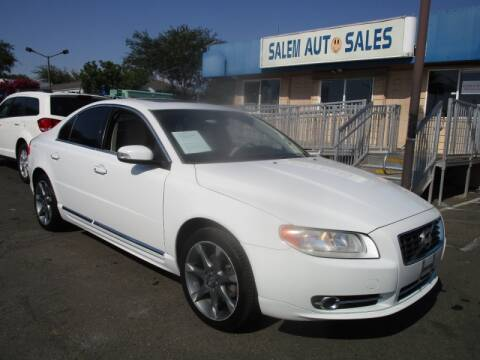 2011 Volvo S80 for sale at Salem Auto Sales in Sacramento CA