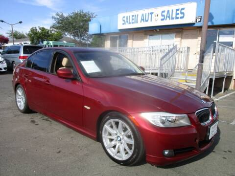 2011 BMW 3 Series for sale at Salem Auto Sales in Sacramento CA
