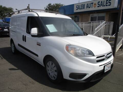 2015 RAM PROMASTER CITY - REAR CAMERA - for sale at Salem Auto Sales in Sacramento CA