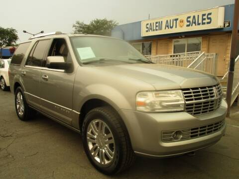 2008 Lincoln Navigator for sale at Salem Auto Sales in Sacramento CA