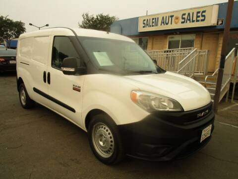 2019 RAM PROMASTER CITY - REAR CAMERA - for sale at Salem Auto Sales in Sacramento CA