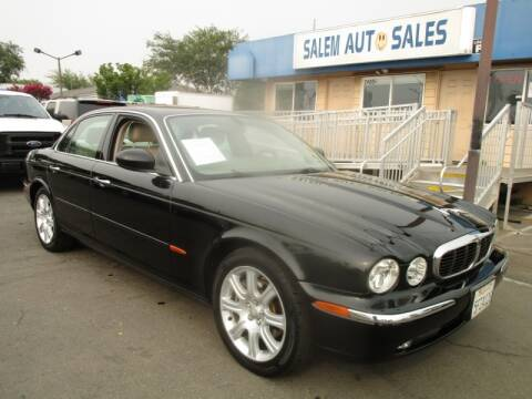 2004 Jaguar XJ-Series for sale at Salem Auto Sales in Sacramento CA
