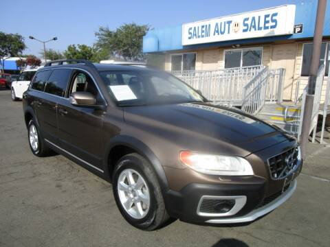 2012 Volvo XC70 for sale at Salem Auto Sales in Sacramento CA