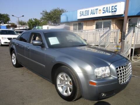 2007 Chrysler 300 for sale at Salem Auto Sales in Sacramento CA