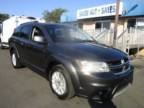 2014 Dodge Journey for sale at Salem Auto Sales in Sacramento CA