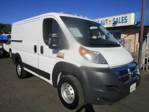 2016 RAM ProMaster Cargo for sale at Salem Auto Sales in Sacramento CA