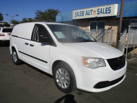 2015 RAM C/V for sale at Salem Auto Sales in Sacramento CA