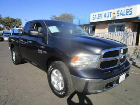 2014 RAM Ram Pickup 1500 for sale at Salem Auto Sales in Sacramento CA