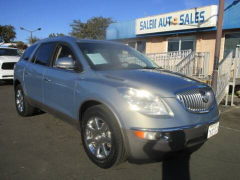 2008 Buick Enclave for sale at Salem Auto Sales in Sacramento CA